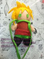 1st place CONTEST -Plushie prize by Aiko-Hirocho