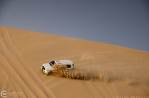 Dune bashing or proud to be Canadian by ceeek