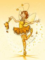 Fairy Shawna by Horuni