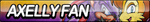 Axelly Fan Button by ButtonsMaker