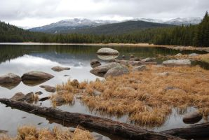 West Tensleep Lake 2 by wyorev