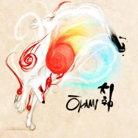 Okami Shiranui by AvannTeth