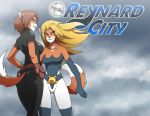 Reynard City Promo by SeriojaInc