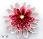 Daiguren Kanzashi by SincerelyLove
