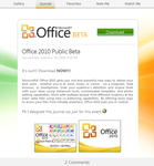 Office 2010 Journal CSS by fediaFedia