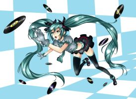 Hatsune Miku: Lost Record by themangacritic
