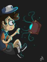 Gravity Falls by Platinum-Galaxy