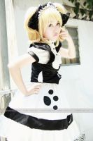 [Kagamine Rin] Maid (12) by Book-No00
