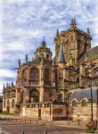 Cathedral1 of Argentan Orne France by hubert61