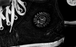 Ramones Sneakers by xephon45