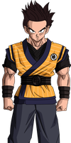 Goku (Dragon Ball Evolution) by MAD-54