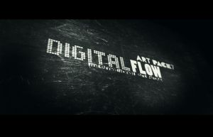 Digital Flow Promo Piece by lum1neuz