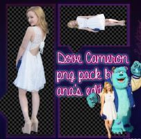 Dove Cameron Png Pack #Ana's edits by AnaXD-editions1