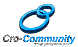 Cro-Community 3D logo by iYok0