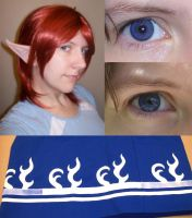 Anju Progress by PrettyKitty