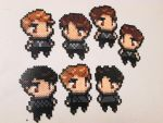 Infinite Paradise Group Perlers by Lie74
