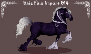 Baie Fino Import 014 by LiaLithiumTM