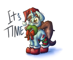 It's Time by leadhooves