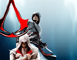 Assassin's Creed by psycho-zombie