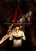 Death Note: Silent Hill by The-Mercenaries