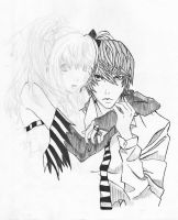 Death Note Love by Cristroll