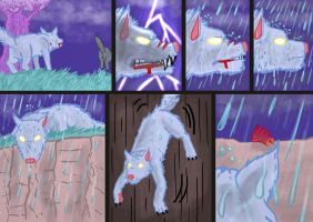 HTF. Flaky Werewolf Story, pag 9. by wolfmarian