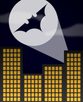 The Hero Gotham Deserves by UrLogicFails