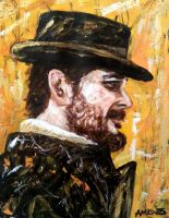 Alfie Solomons 4 by amoxes