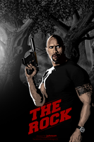Dwayne Johnson Vector by MDesign25