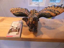 Ceramic Catwings Pic 2 by citreneowl