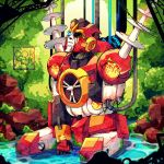 MTMTE: Kaon revived by c0ralus