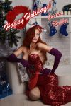 Jessica Rabbit Holidays Edition by ormeli