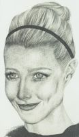 Gwyneth Paltrow by hippy-girl