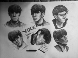VIXX VOODOO DOLL by man95