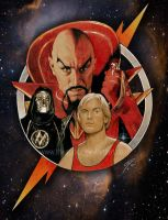 Flash Gordon by GabeFarber