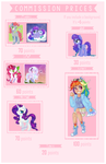Commission Prices by TalentSpark