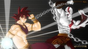 Battle of Gods by Spartan1028