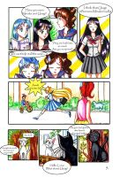 Sailor Moon: Evolution Act 1, page 5 by LordMars