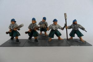 Cannon Crew 1 by Ninestar