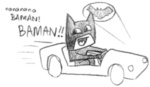 BAMAN. by thefreaks