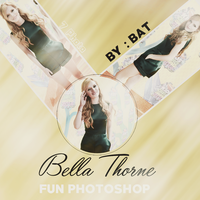 Bella Thorne Photo Pack [By:Bat] by RosserAndSelenator
