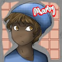 Marty The Miner- Minecraft OC by RiseAgainstCEDA