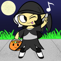 Elf or Treat?? by DeathToSquishies