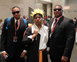 Naruto's Security Detail by R-Legend