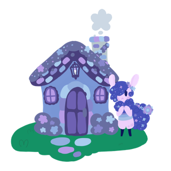 Aster's House! by bubba8608