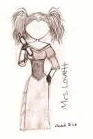 Mrs. Lovett by xLivingDeadGirl