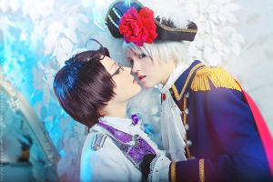 Prussia and Austria. by TaisiaFlyagina