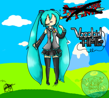 Adventure Time? No, Vocaloid Time! by xxAlyMetalGirlxx