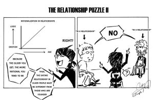 'The233'-Relationship Puzzle 2 by NK-C