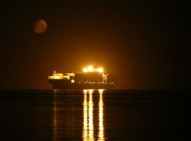 moonlight cargo by OrestisCharalambous